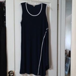 Dress barn stretchy dress